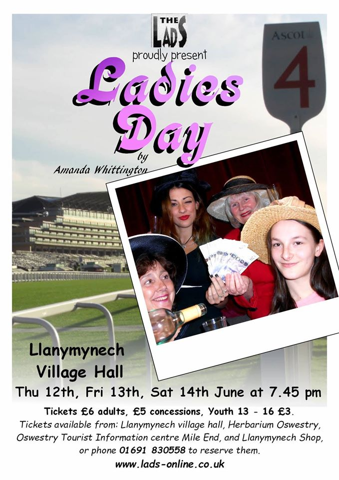 Ladies Day - June 2014