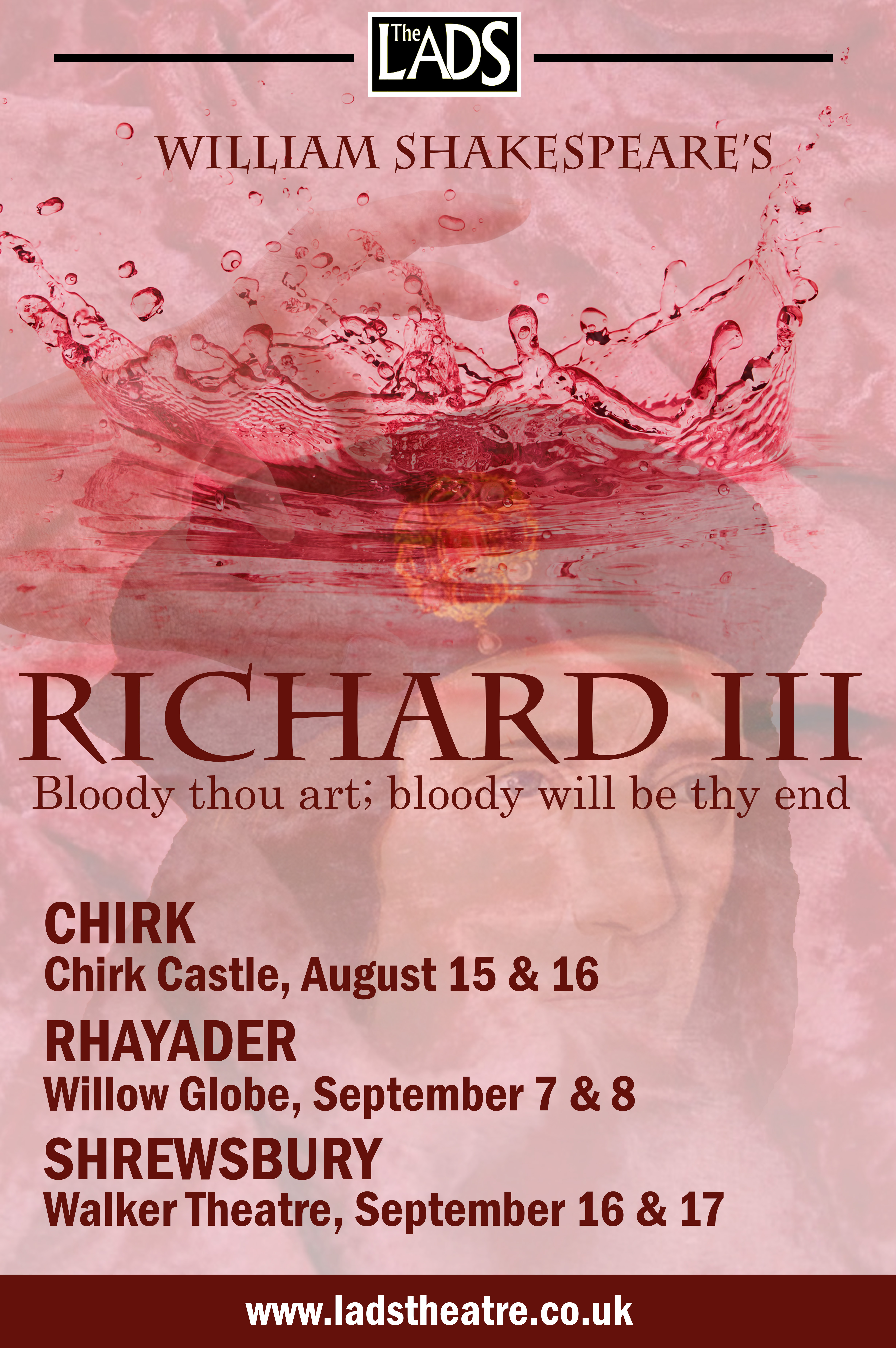 Richard III - August & September 2019